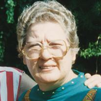Elizabeth Vines Buck