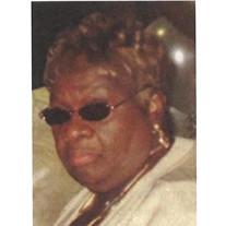 Mrs. Charlie Mae Jones
