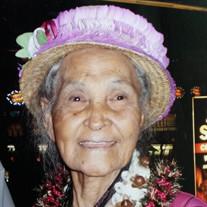 Martha  Nakapua Hokoana  Tengan