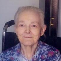 Frances E. Snider