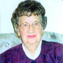 Margaret Ethel Stockert  Bauer