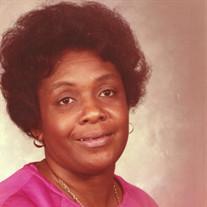 "Mrs. Pearlie Ann  ""Cookie"" Doss"