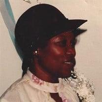 Mrs. Cora Clark