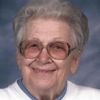 Bertha Josephine Wiederkehr