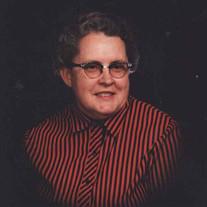 Betty Winona Arnold