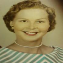 Mary G Mcleod