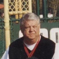 """Mr. Lenell C. """"Topcoat"""" Gilbert"""