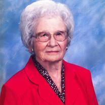 Valda Lee Hall