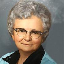 Susanna Elizabeth Garber