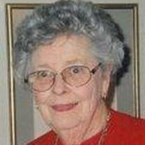 Dr. Margaret Virginia Jolley