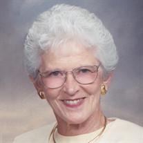 Marjorie L. Hill