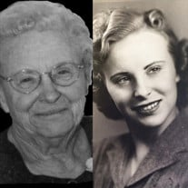 Mary Lucille Clemons Farnworth