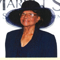 Mother Mary E. Brown
