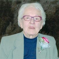 Mrs. Agnes Wiesbrot