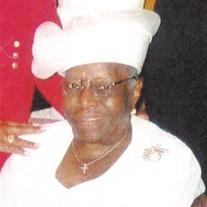 Mrs. Beulah Chatman