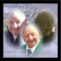"Leonard  R. ""Dougy"" Douglas"