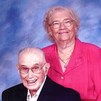 Margie Rhea Russell of Selmer, Tennessee