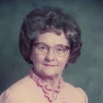 Clara Price Holmes
