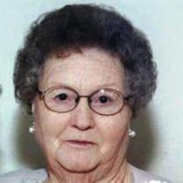 Margaret Funderburk Lowery