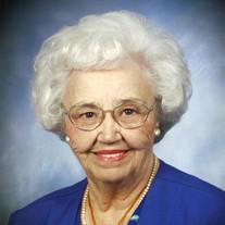 Mary  Will Barentine