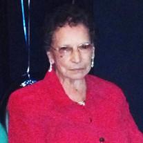 Amelia Miramontes Navejas