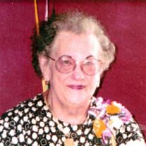 Mrs. Betty Thompson Shofner
