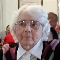 Mrs. Vera Davis Fowler