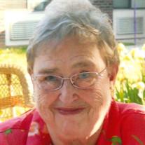 Mrs. Ruby Jean Chapman