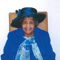 Mrs. Johnice Brooks