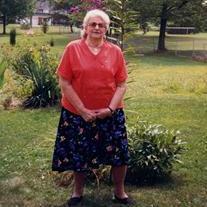 Josephine Ethel Clellen