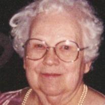Mrs. Meriam I. (Boderick) Goold