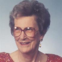 Mrs. Sarah Crichton Phillips