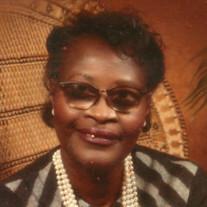 Mrs. Rosie Lee Lewis