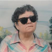 Mary Gladys Wilson