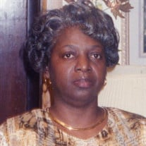 Assistant  Pastor Mary Alice Hawkins