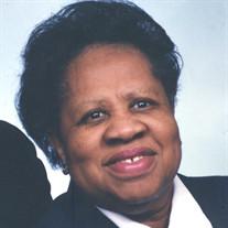 Mrs. Laura Bell Jones