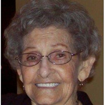 Dorothy Saunders Petersen
