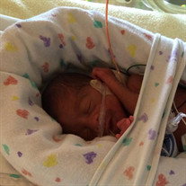 Baby Boy Kaiden DeShawn Hancock-Pearson