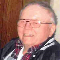 "Sidney ""Buster"" Harold Robertson"