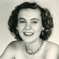 Willie Mae Wicker McDaniel of Adamsville, Tennessee
