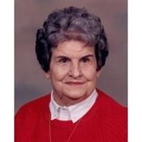 Mary Eva Wommack