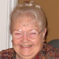 Joy Ann McDowell