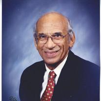 Rev Albert Washington Bowe Sr.