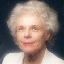 Virginia Jane Larsen Simmons
