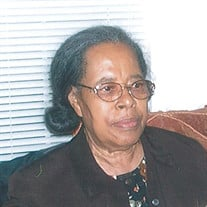 Verna Jean Harris Garrett