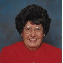 "Mrs. Dolores ""Dee"" Catherine Godley (Steen)"