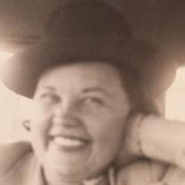 Virginia M McQuery
