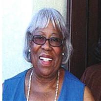 Mrs. Patricia Ann Carson