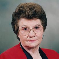 Ida Rose Tregear