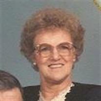Hazel Loretta Hoffer
